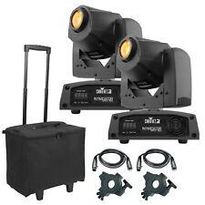 Chauvet DJ Intimidator 155 Spot LED Moving Head inc. CAVI, morsetti e Borsa