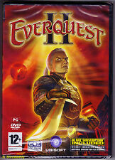 PC Everquest II, Official UK Version, Brand New & Factory Sealed