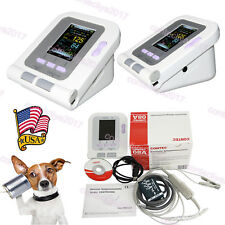 Digital VET Veterinary Blood Pressure Monitor+BP Cuff For Dog/Cat/Pets + Probe