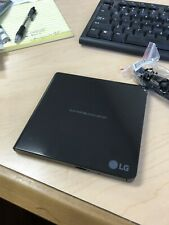 New listing Lg Gp65Nb60 14mm Ultra Slim Portable External Dvd Writer - Black