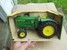 John Deere 5020 SHORT Decal Variation tractor VINTAGE 1/16 Ertl Co. NIB Box 555