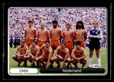 Panini Euro 2012 (Swiss Platinum Edition) 1988 - Holland (Euros) No. 527