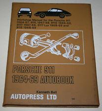 Reparaturanleitung Porsche 911 Urmodell, Baujahre 1964 - 1969