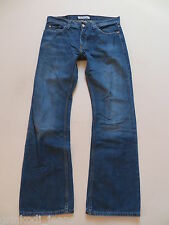 Levi's® 512 Bootcut Jeans Hose W 36 /L 34, Vintage Trend Denim mit Knopfleiste !