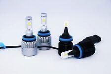 LED Headlight High Beam Fog Light Kit for Toyota Hilux N80 SR5 Rugged X Rogue