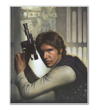 Star Wars Han Solo A New Hope Millenium Falcon 16x20 Poster Giclee Wall Print