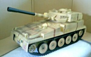 HM FORCES SCORPIAN TANK 2008 COLLECTABLE