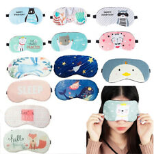 New Shading Eye Mask Sleep Eyeshade Eye Patch Sleeping Aid Shade Cover Blindfold