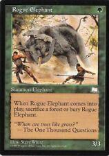 4 Rogue Elephant - Lp - Weatherlight - mtg - 4x x4