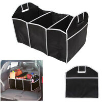 Folding Trunk Organizer Caddy Bag Car Truck Auto Storage Bin Bag Box Collapsible