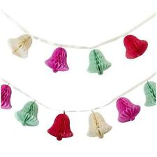 Christmas All Occasions Paper Party Banners, Buntings & Garlands