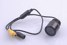 Universall Micro Farb Rückfahrkamera Unterbau mit 170° Weitwinkel  IR LED´s