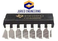 CD4066BE CD4066 4066 10-pA 20-V, 1:1 (SPST) 4-Channel Analog Switch DIP-14 IC