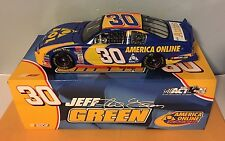 Jeff Green #30 AOL Chevy Monte Carlo Winston Cup Action 1:24 2002 NASCAR