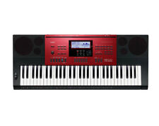 CASIO CTK-6250 KEYBOARD E-PIANO SYNTHESIZER 61 TASTEN MIXER USB MIDI SD LCD MP3