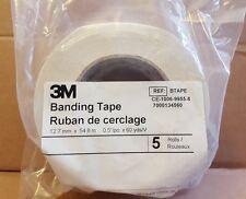 "qty/20 neu 3m heitzkabel banding fiberglas lappen band btape 0.5"" x 60yds"