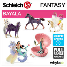 More details for schleich bayala fantasy unicorn faries mermaid figures - multiple choice figure