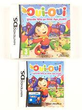 Oui Oui Grande fete au pays des jouets DS / Jeu Sur Nintendo DS, 3DS, 2DS, New..