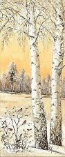 Counted Cross Stitch Kit OVEN - RUSSIAN WINTER - 3