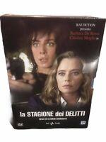 La Stagione dei Delitti - Serie TV 1 Stag. Completa - Box DVD Nuovo - Italiano