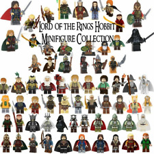 Lord Of The Rings Hobbit 200 Minifigures Frodo Bilbo Dwarf Orc Elf Kids Toy Gift