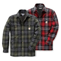 Carhartt | Hubbard Sherpa Lined Shirt Jacket | Thermohemd | Jacke | 102333