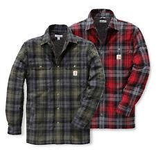 Carhartt | Hubbard sherpa lined camisa Jacket | thermohemd | chaqueta | 102333