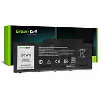 Battery for Dell Inspiron 15 7537 17 7737 F7HVR G4YJM Laptop 58Wh