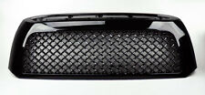 Gloss Black Honeycomb Mesh Front Bumper Hood Grill for Toyota Tundra 07-09