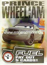 Cars 2 TCG - Prince Wheeliam - Foil