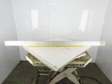 "2""x 4"" Flex Link Style Aluminum Modular Table Top Conveyor Structure Beam 88"""