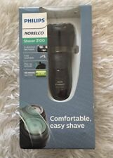 Philips Norelco 3100 - Electric Rechargeable Wet / Dry Shaver NEW