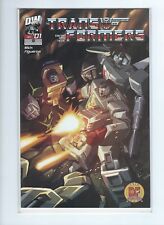 Dreamwave Transformers Generation One Vol 3 #1 Dynamic Forces Variant Cover 2004