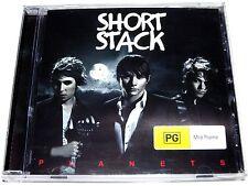 cd-single, Short Stack - Planets, 5 Tracks, Australia