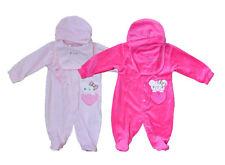 Baby Set Mädchen Nicky Strampler Set-  Strampler,Hut und Lätzchen