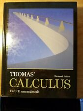 Thomas' Calculus: Early Transcendentals by Joel R. Hass, Maurice D. Weir and...