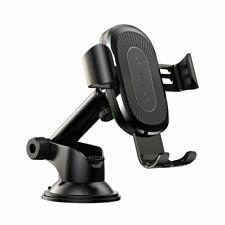 Qi Wireless Autohalterung KFZ Handy Halter Induktiv für Blackview BV9600 Pro