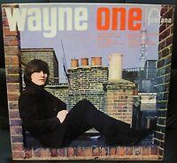 WAYNE FONTANA - WAYNE ONE - LP 1966 FONTANA TL5351 ORIGINAL UK ISSUE