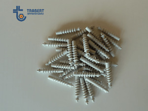 100 Stück Injektionspacker Kunststoff 14 x 70 mm Kegelnippel Rissverpress. Beton