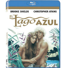 THE BLUE LAGOON (1980)  **Blu Ray B** Brooke Shields, Christopher Atkins