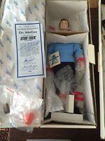 Star Trek Dr McCoy Hamilton 1988 Porcelain Doll
