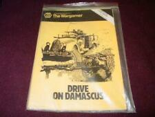 The Wargamer #15 - 1980 - Drive on Damascus game (UNPUNCHED)