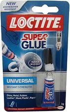 Loctite Super Glue-líquido Fuerza instantáneo universal-Tubo 3G - 5347
