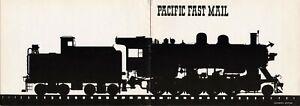 Catalogo PFM PACIFIC FAST MAIL 1966 11th edition + preisliste USD    E        bb