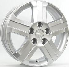 1 Cerchio in lega Irmscher NOVA Silver 6j 16 5x118 et50 71.1
