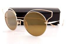 023a704c0cfe DITA Believer Sunglasses 23008b Tan 12k Gold   Dark Brown Gold Flash AR