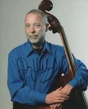 Dave Holland signed 8x10 inch photo autograph