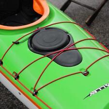 Kayak Canoes Bungee Deck Rigging Kit 3.5 Meters Shock Cord Ends Hardware Set