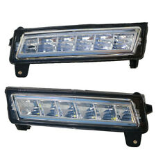 For Benz W164 X164 ML350 2010-2013 1 Pair Bumper Daytime Running Lights Lamps CT