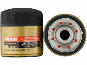 For 1981-1989 Plymouth Reliant Oil Filter Fram 33874JS 1982 1983 1984 1985 1986